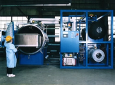 Work Area Safety Vacuum Processing Systems
